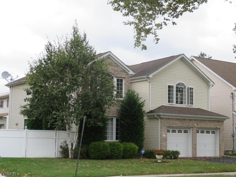 Vivienda unifamiliar por un Venta en 419 Putnam Road Union, Nueva Jersey 07083 Estados Unidos