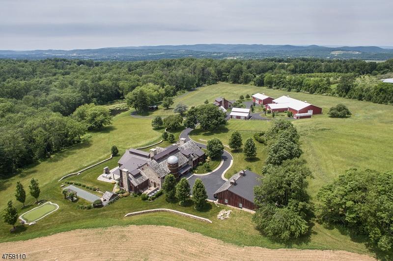 Enfamiljshus för Försäljning vid 106 Mountain Top Road 106 Mountain Top Road Lebanon Township, New Jersey 08826 Usa