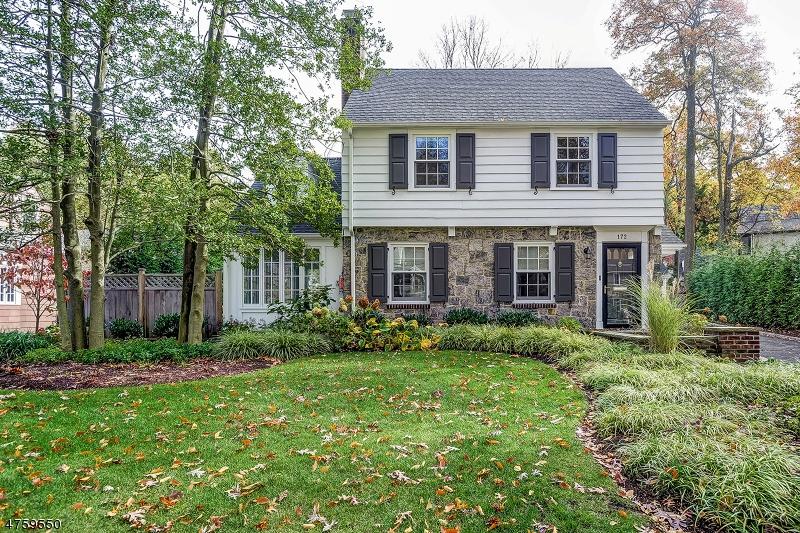 Частный односемейный дом для того Аренда на 172 Ashland Road Summit, Нью-Джерси 07901 Соединенные Штаты