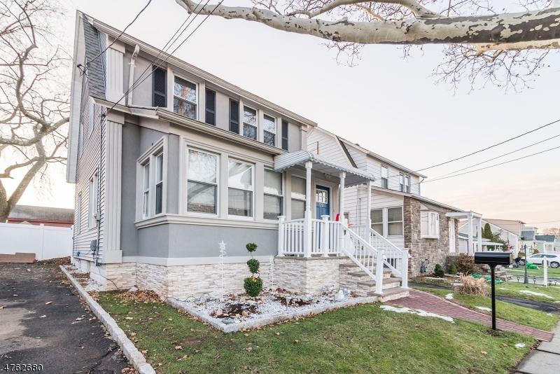 Enfamiljshus för Försäljning vid 59 Grant Avenue 59 Grant Avenue Carteret, New Jersey 07008 Usa