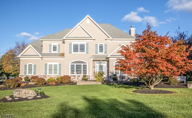 Maison unifamiliale pour l Vente à 3 Endicott Drive Independence Township, New Jersey 07838 États-Unis
