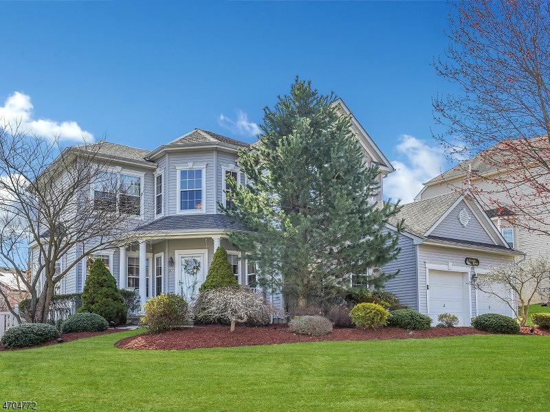 Частный односемейный дом для того Продажа на 323 PINNACLE DRIVE Jefferson Township, Нью-Джерси 07849 Соединенные Штаты