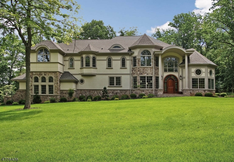 Maison unifamiliale pour l Vente à 8 Rockage Road Warren, New Jersey 07059 États-Unis