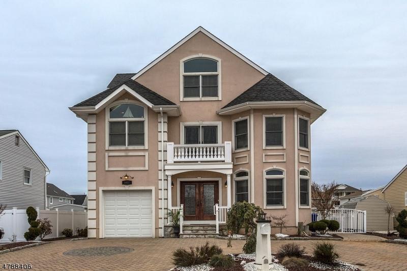 Nhà ở một gia đình vì Bán tại 3457 E Lisbon Avenue Toms River, New Jersey 08753 Hoa Kỳ