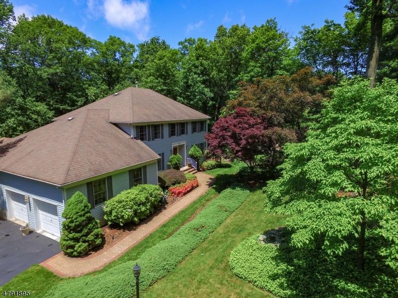 Maison unifamiliale pour l Vente à 15 KNOLLWOOD TER Randolph, New Jersey 07869 États-Unis