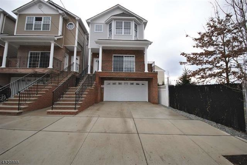 Multi-Family Home for Sale at 182 W 54TH Street Bayonne, New Jersey 07002 United States