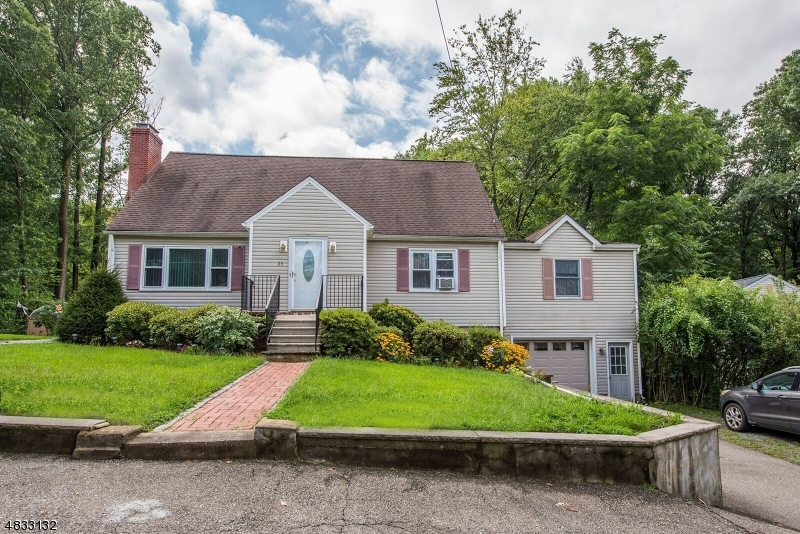 Single Family Home for Sale at 25 VISTA WAY Denville, New Jersey 07834 United States