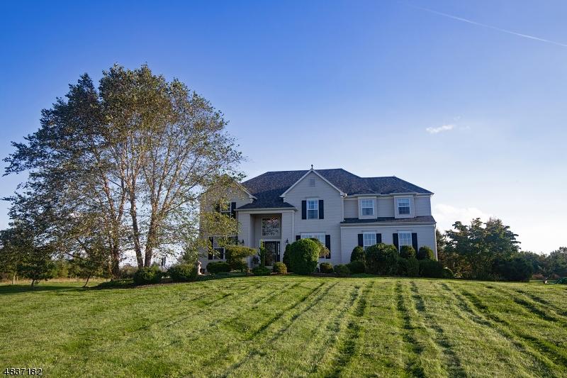 Casa Unifamiliar por un Venta en 16 KINGSRIDGE Road Kingwood, Nueva Jersey 08825 Estados Unidos