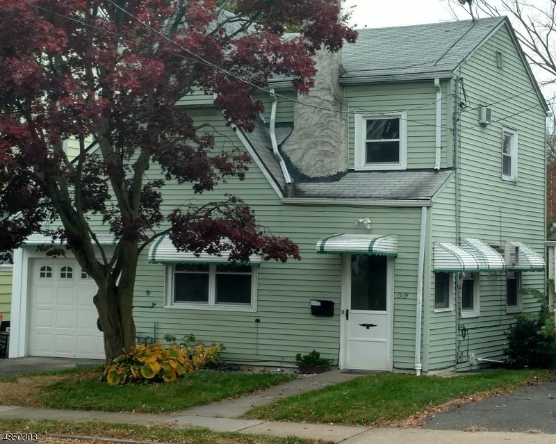 Maison unifamiliale pour l à louer à 1579 WALKER Avenue Union, New Jersey 07083 États-Unis