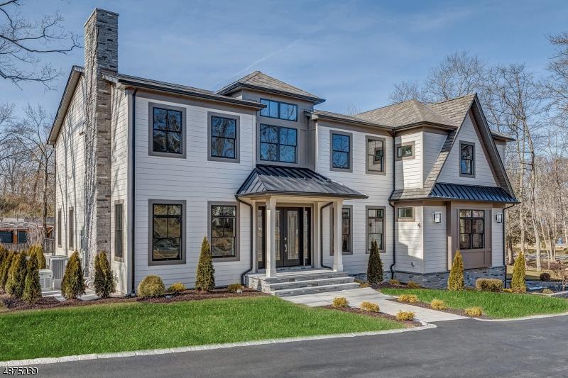 Maison unifamiliale pour l Vente à 460 LEWELEN Circle Englewood, New Jersey 07631 États-Unis