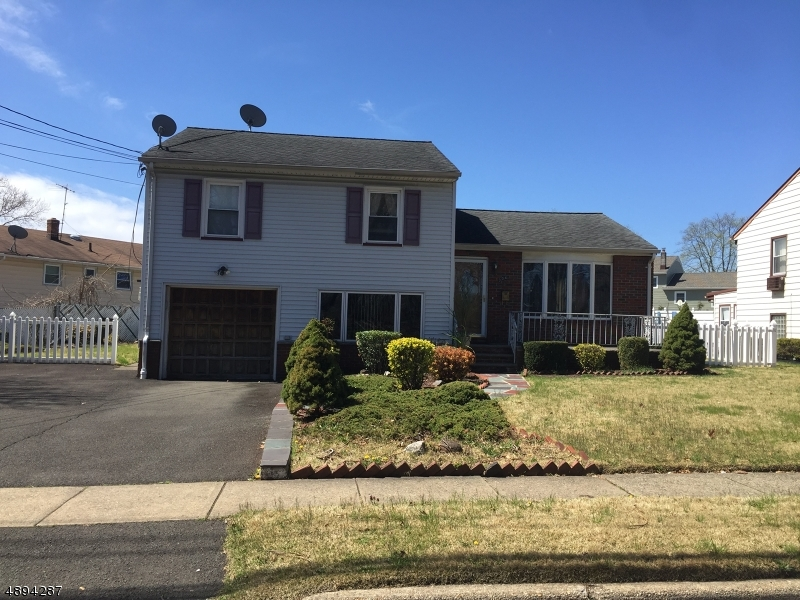 Single Family Home for Sale at Kenilworth, New Jersey 07033 United States
