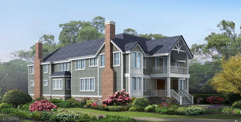 Single Family Homes pour l Vente à Millburn, New Jersey 07078 États-Unis