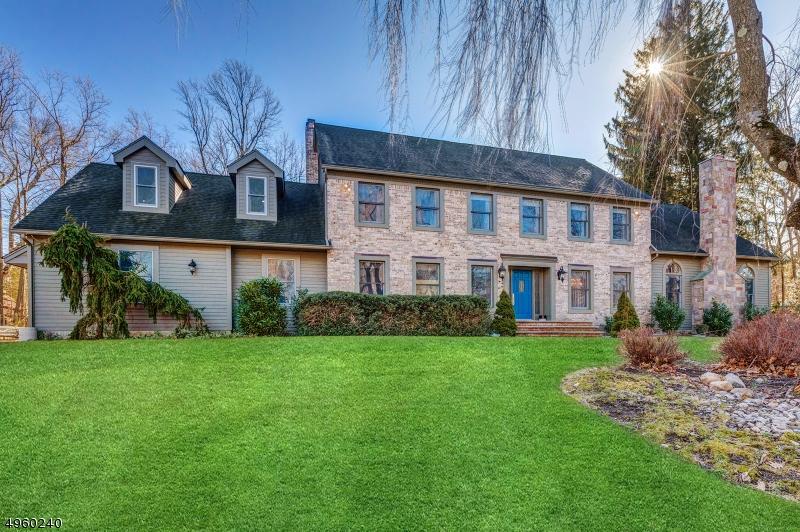 Single Family Homes для того Продажа на Ramsey, Нью-Джерси 07446 Соединенные Штаты