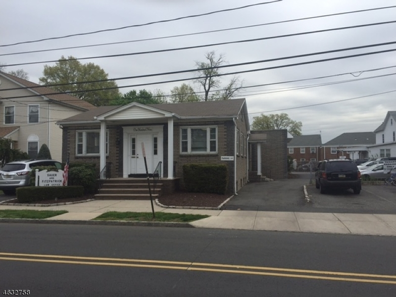 Commercial for Sale at 109 Walnut Street Roselle Park, 07204 United States