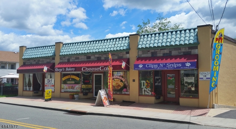 Commercial for Sale at 51 VALLEY Road Clifton, New Jersey 07013 United States