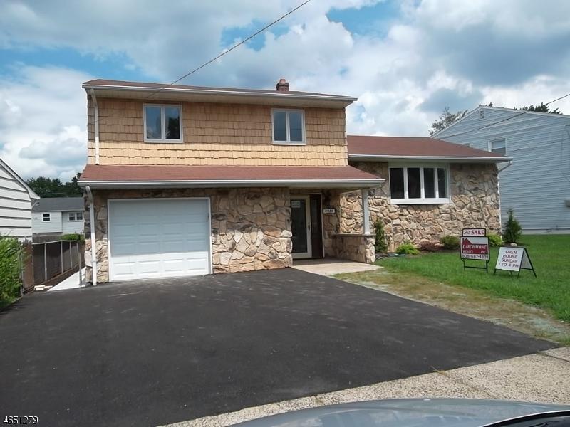 独户住宅 为 销售 在 2623 Reid Street Union, 新泽西州 07083 美国