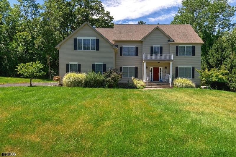 Частный односемейный дом для того Аренда на 9 Mountainview Lane Warren, 07059 Соединенные Штаты