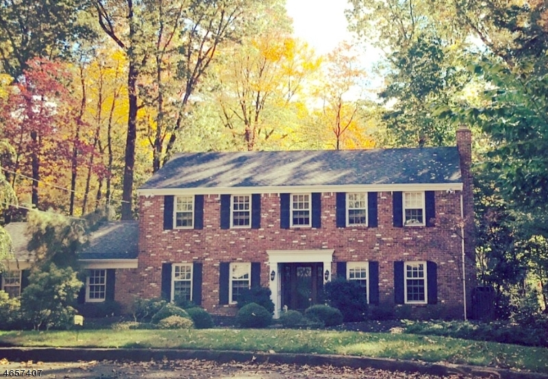 Single Family Home for Sale at 110 Deerhorn Court Saddle River, New Jersey 07458 United States