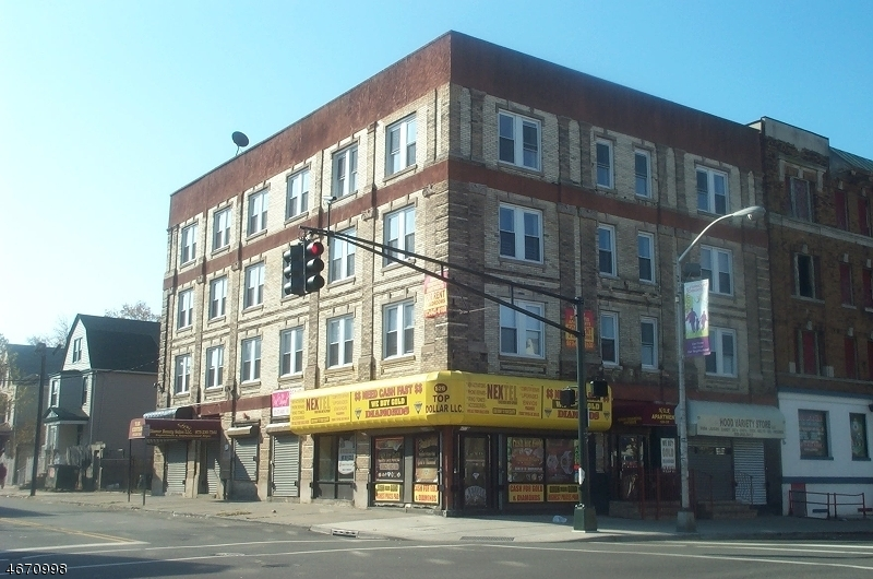 Commercial for Sale at 526-528 CENTRAL Avenue Newark, New Jersey 07107 United States