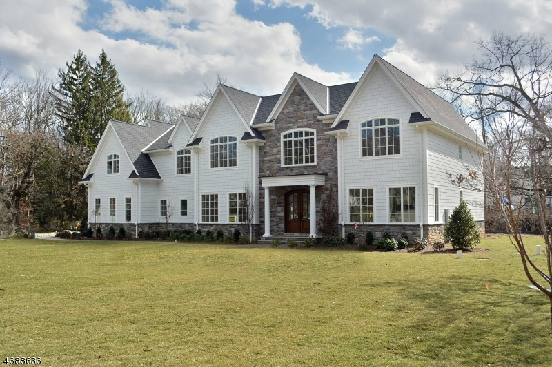 Single Family Home for Sale at 4 Overbrook Road Upper Saddle River, 07458 United States