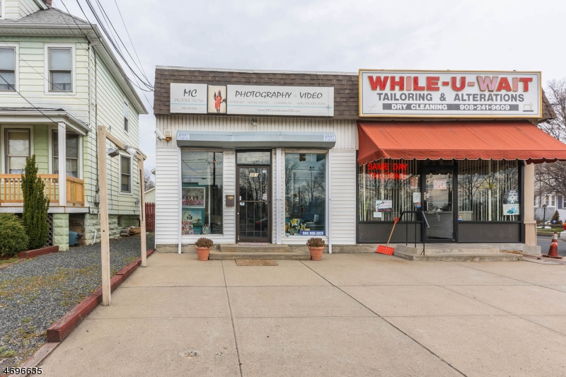 Commercial for Sale at 483 E Westfield Avenue Roselle Park, 07204 United States