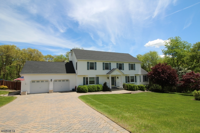 Single Family Home for Sale at 13 Midland Drive Great Meadows, New Jersey 07838 United States