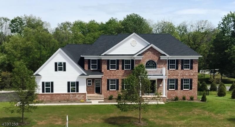 Частный односемейный дом для того Продажа на 17 Jamieson Way Hillsborough, 08844 Соединенные Штаты