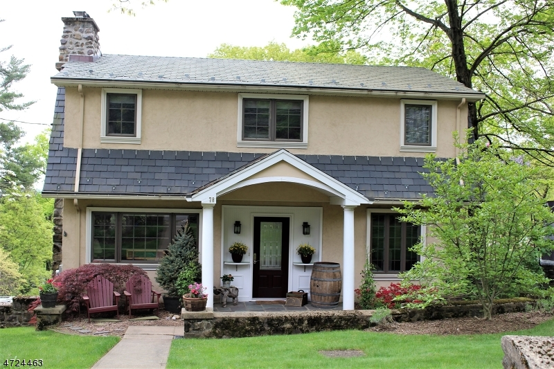 Частный односемейный дом для того Аренда на 78 LOOKOUT Road Mountain Lakes, Нью-Джерси 07046 Соединенные Штаты