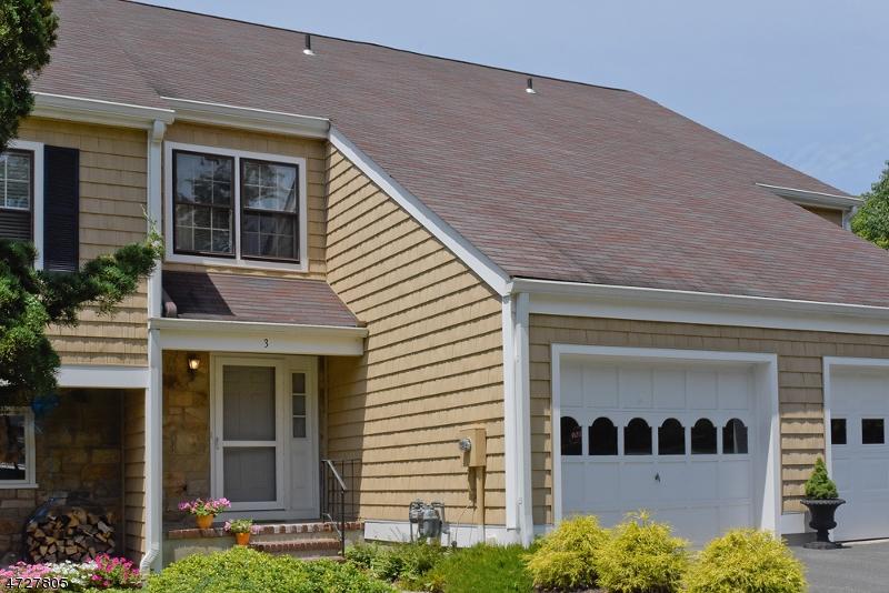 Частный односемейный дом для того Продажа на 3 S Aberdeen Drive Mendham, Нью-Джерси 07945 Соединенные Штаты
