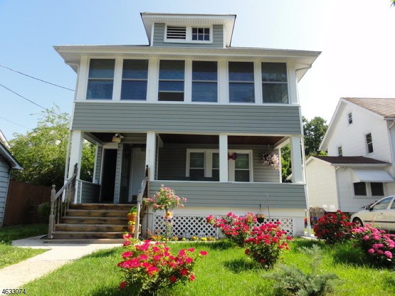 Casa Unifamiliar por un Alquiler en 251 E High St 2nd floor Somerville, Nueva Jersey 08876 Estados Unidos