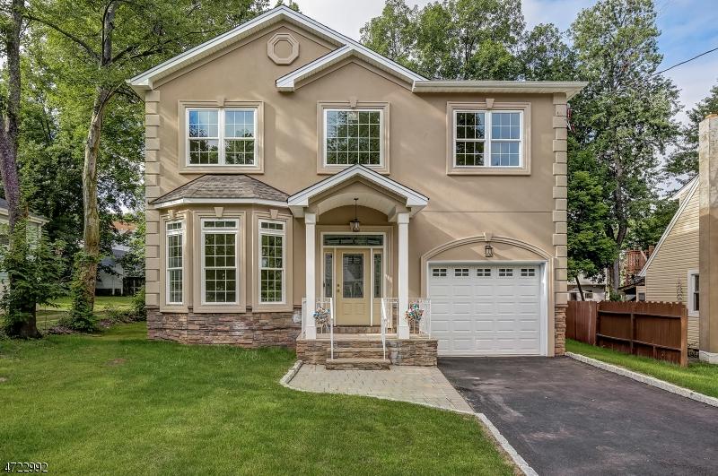 独户住宅 为 销售 在 69 Genesee Avenue 蒂内克市, 新泽西州 07666 美国