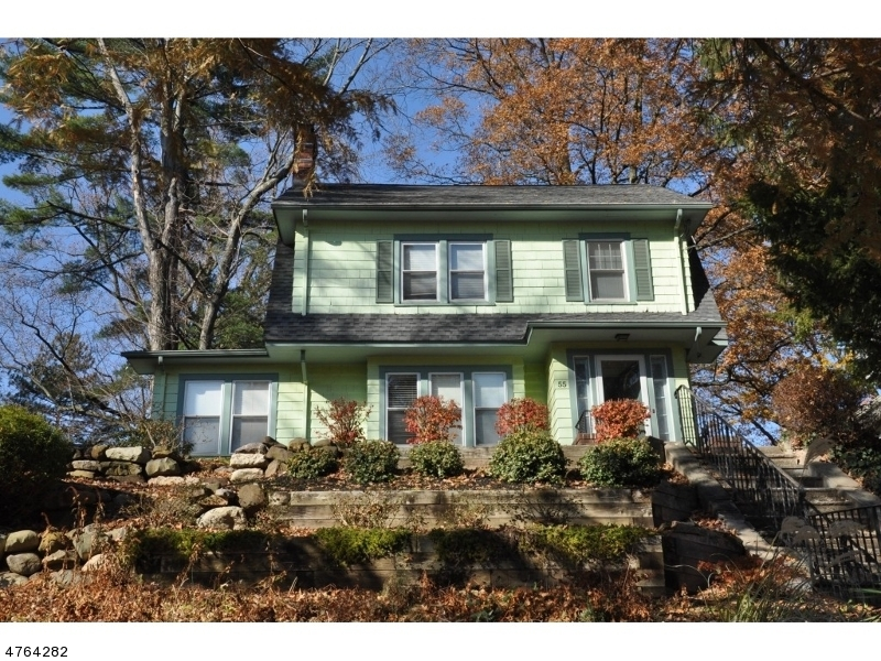 Single Family Home for Sale at 55 Maplewood Avenue Maplewood, New Jersey 07040 United States