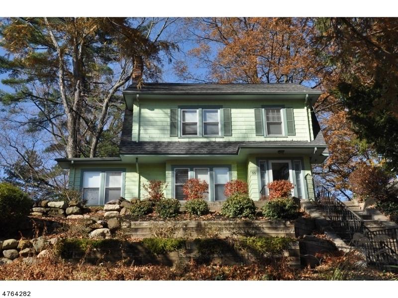 Casa Unifamiliar por un Venta en 55 Maplewood Avenue Maplewood, Nueva Jersey 07040 Estados Unidos