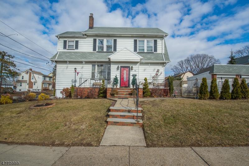 独户住宅 为 销售 在 75 W Bennett Avenue Kearny, 新泽西州 07032 美国