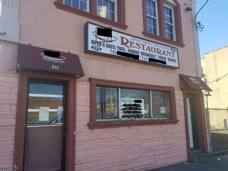 商用 為 出售 在 272-274 LYONS Avenue Newark, 新澤西州 07112 美國
