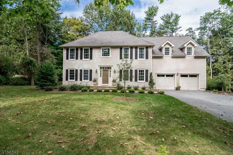 一戸建て のために 売買 アット 4 Parker Road Chester, ニュージャージー 07930 アメリカ合衆国
