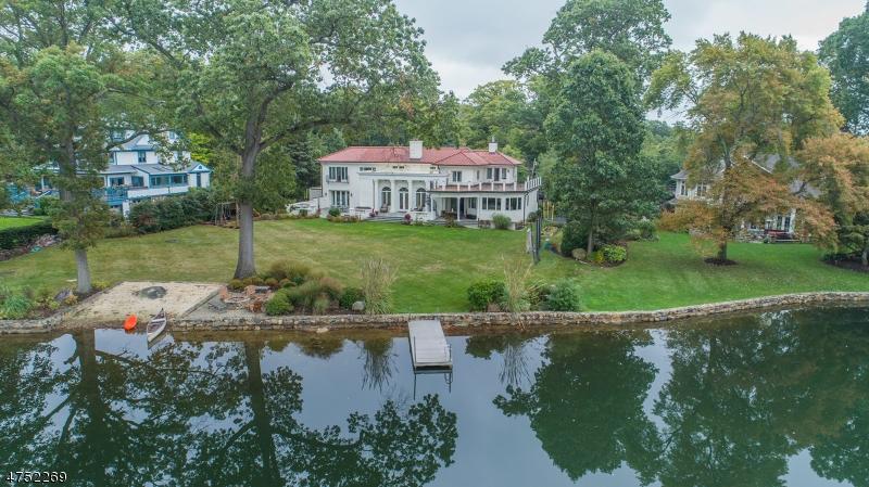 独户住宅 为 销售 在 157 Lake Drive Mountain Lakes, 新泽西州 07046 美国
