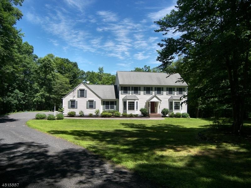 獨棟家庭住宅 為 出售 在 34 FOUR CORNERS Road Blairstown, 新澤西州 07825 美國