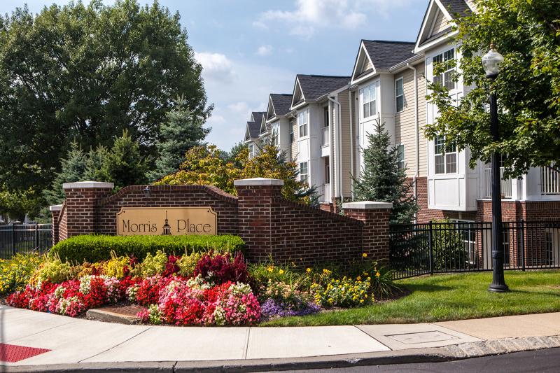 Condominio/ Casa de pueblo por un Alquiler en 11 TAFT Lane Morristown, Nueva Jersey 07960 Estados Unidos