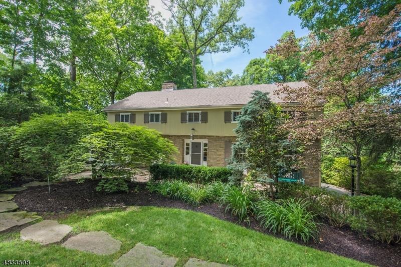 Maison unifamiliale pour l Vente à 19 Holly Lane Essex Fells, New Jersey 07021 États-Unis
