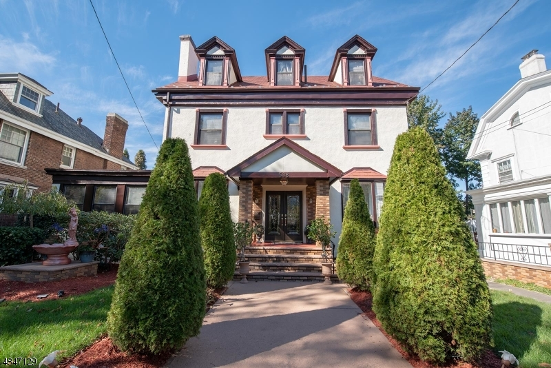 Single Family Home for Sale at Newark, New Jersey 07104 United States