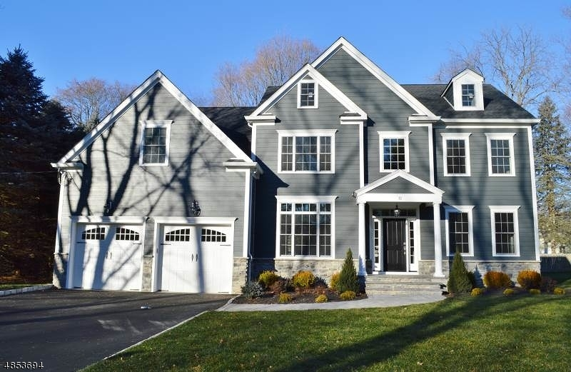 Single Family Home for Sale at 54 EDGEWOOD Drive Florham Park, New Jersey 07932 United States