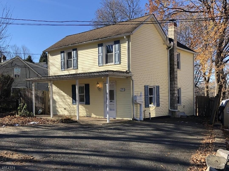 Single Family Home for Sale at 107 CHURCH Street Netcong, New Jersey 07857 United States
