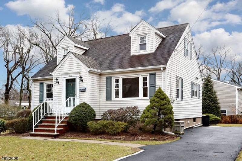 Single Family Home for Sale at 60 WALDWICK Avenue Waldwick, New Jersey 07463 United States