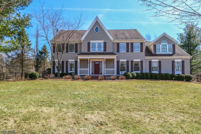 Частный односемейный дом для того Продажа на 111 HOFFMAN Lane Glen Gardner, Нью-Джерси 08826 Соединенные Штаты