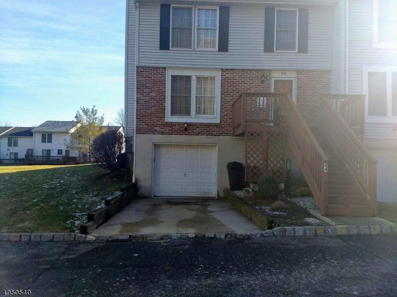 Condominio/ Casa de pueblo por un Venta en Oxford, Nueva Jersey 07863 Estados Unidos