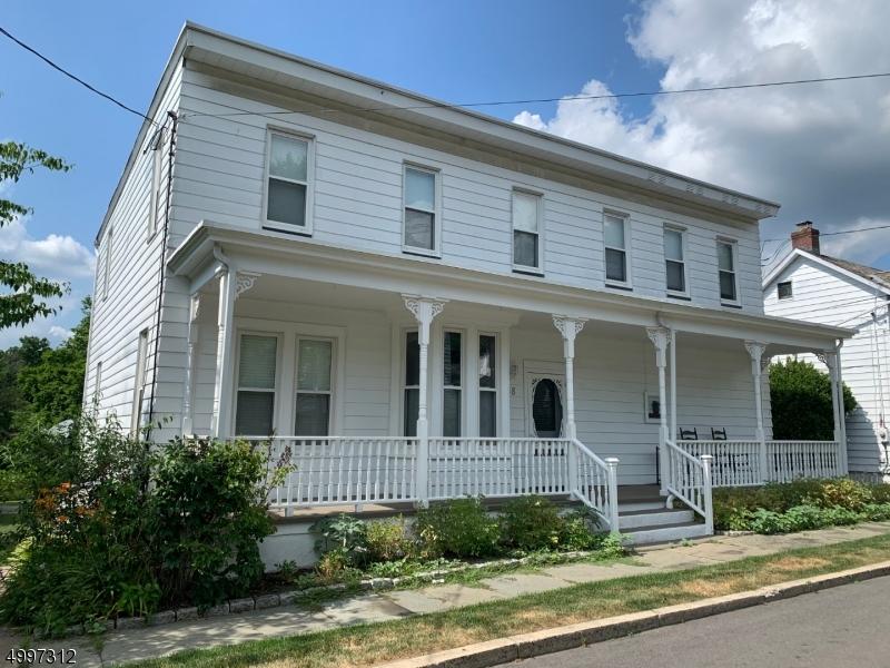 Multi-Family Homes para Venda às Bloomsbury, Nova Jersey 08804 Estados Unidos