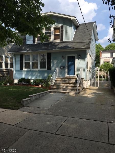 Maison unifamiliale pour l Vente à 329-331 N 12TH Street Newark, New Jersey 07107 États-Unis