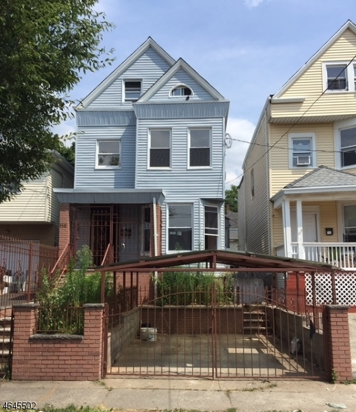 Multi-Family Home for Sale at 119 N 11th Street Newark, New Jersey 07107 United States
