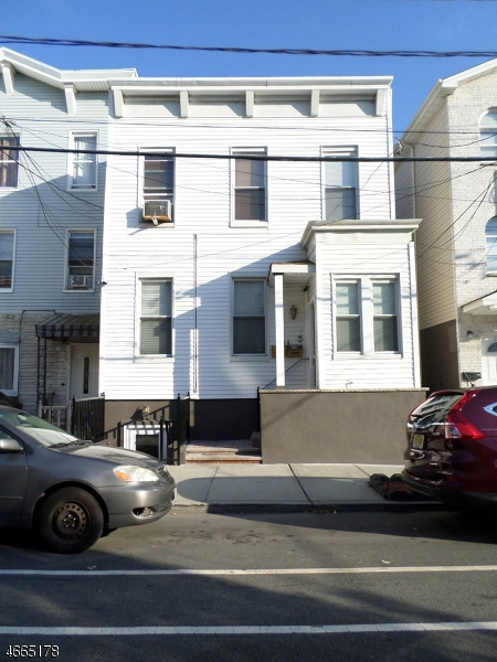 Single Family Home for Sale at 184 New York Avenue Jersey City, New Jersey 07307 United States